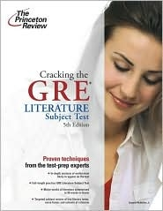 Cracking the GRE Literature test 3E