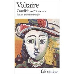 Candide Ou L'Optimiste (French Edition)