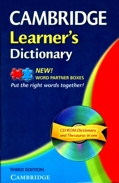 Camb learner dictionary