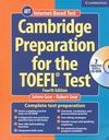 Carmbridge Preparation for the Toefl Test