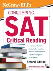 Conquering SAT Critical Reading