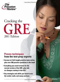 Cracking the GRE, 2011 Edition