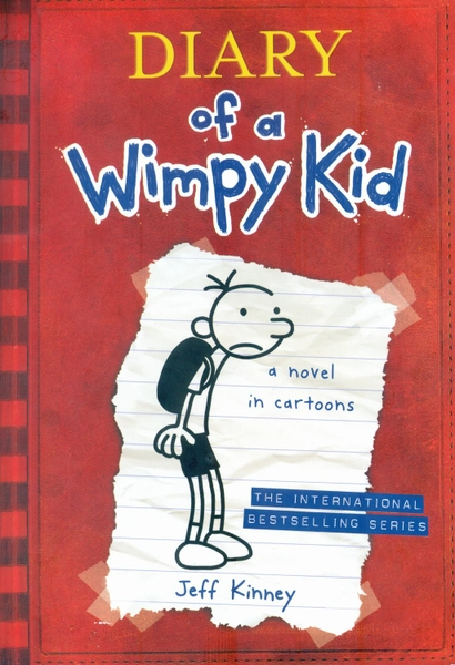 Diary Of A Wimpy Kid Vol 1
