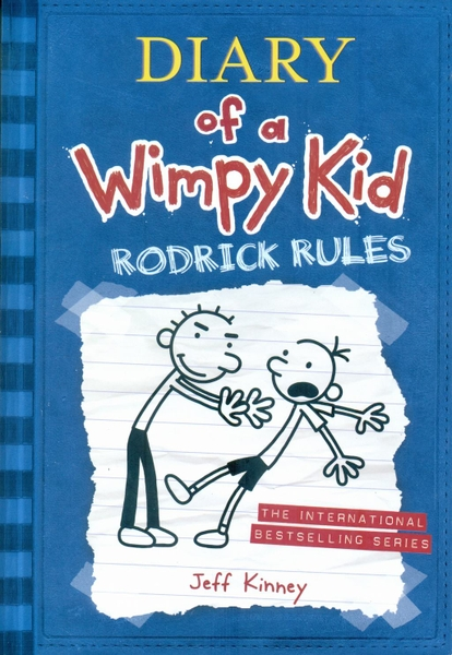 Diary Of A Wimpy Kid Vol 2