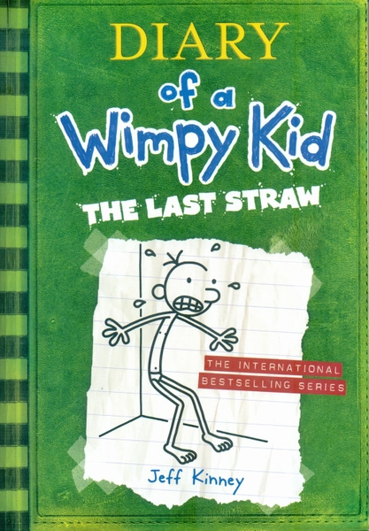 Diary Of A Wimpy Kid Vol 3