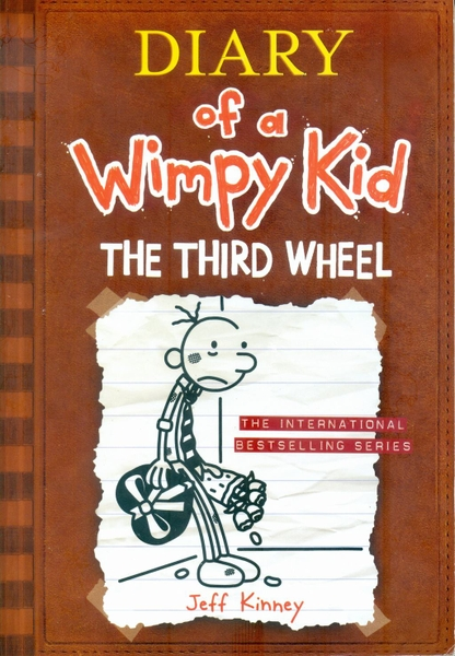 Diary Of A Wimpy Kid Vol 7