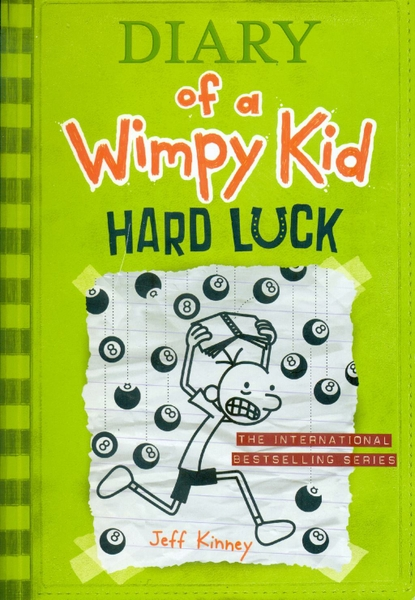 Diary Of A Wimpy Kid Vol 8