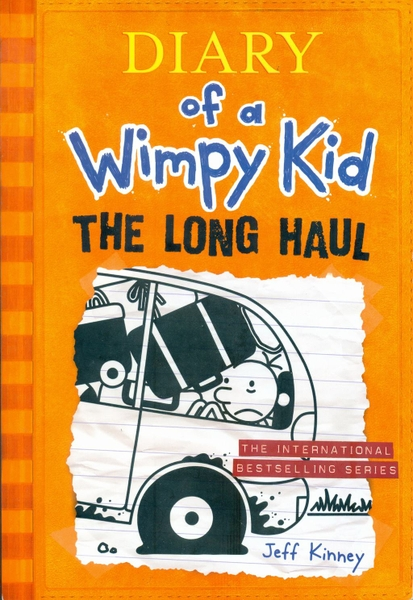 Diary Of A Wimpy Kid Vol 9