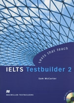 IELTS Testbuilder 2 with Answer Key and Audio CDs (2)