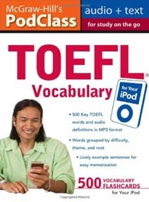 TOEFL Vocabulary (MP3 Disk)