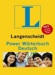 Langenscheidt Power Worterbuch Deutsch