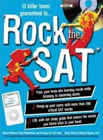 Rock the SAT: Trick Your Brain into Learning New Vocab While Listening to Slamming Music