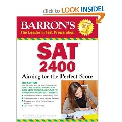 SAT 2004 - Aiming for the perfect score