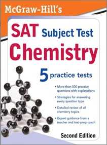 SAT Subject Test: Chemistry, 2ed
