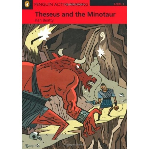 Theseus and the Minotaur Book and CD-Rom Pack