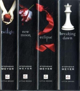 THE TWILIGHT SAGA COLLECTION