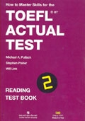 How to Master skills for the TOEFL iBT Actual test ( reading - tập 2)