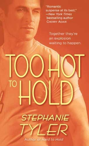 Too Hot to Hold: (Navy Seals, Book 2)