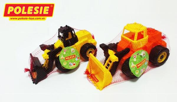 quy cách túi lưới xe xúc đồ chơi Heracles Polesie 22370