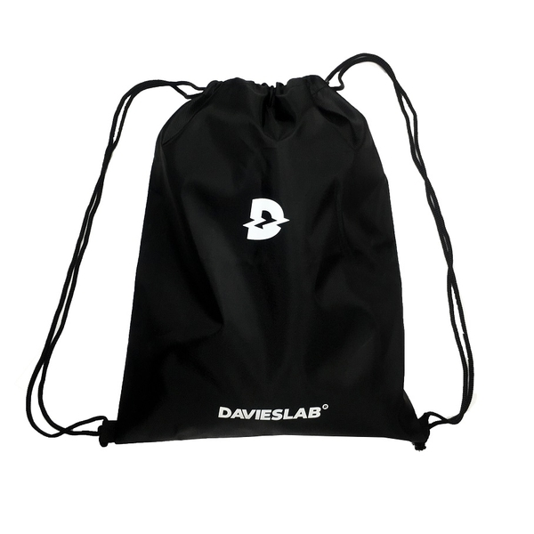 DAVIES Backpack Logo D