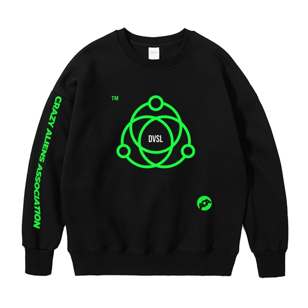 DVSL SWEATER BASIC ICON