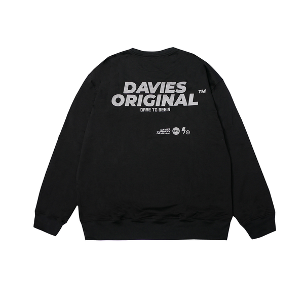 Áo sweater basic Davies Localbrand
