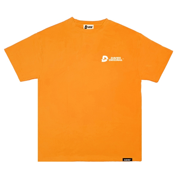 DSW Tee Basic New Logo-Orange