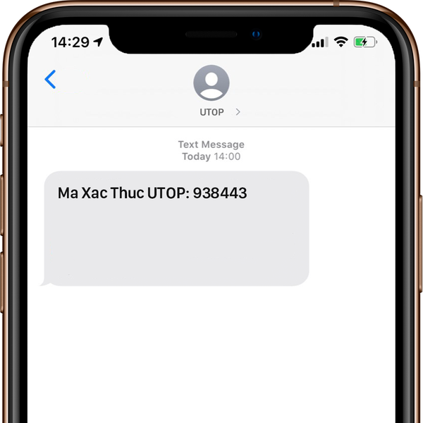 SMS Brandname - UTOP