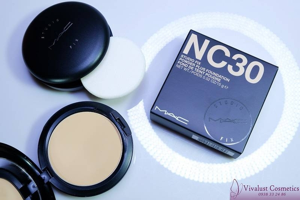 Phấn phủ Mac NC30 – Studio Fix Powder Plus Foundation