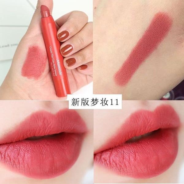 Son Mamonde Creamy Tint Color Balm Intense Màu 11 Velvet Red Mỹ ...