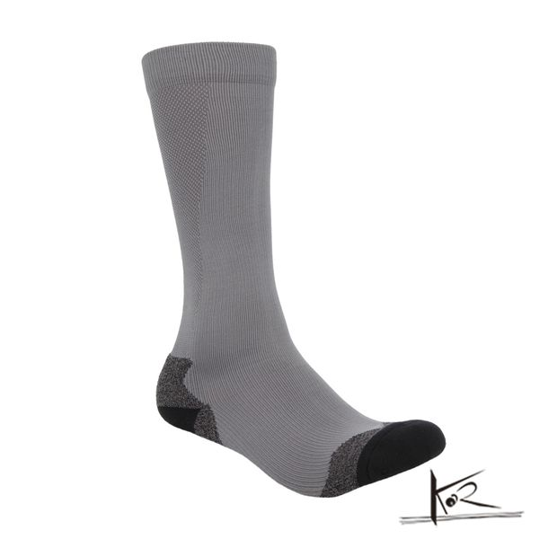 Vớ chạy bộ nam SKECHERS PERFORMANCE COMPRESSION CREW SOCK