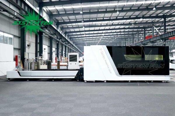Nhà máy sản xuất quạt ly tâm cao áp SCIK-CNo tại SystemFan Việt Nam