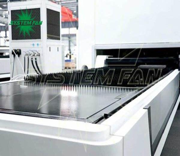 Máy cắt Faber Lazer của System Fan Việt Nam-1