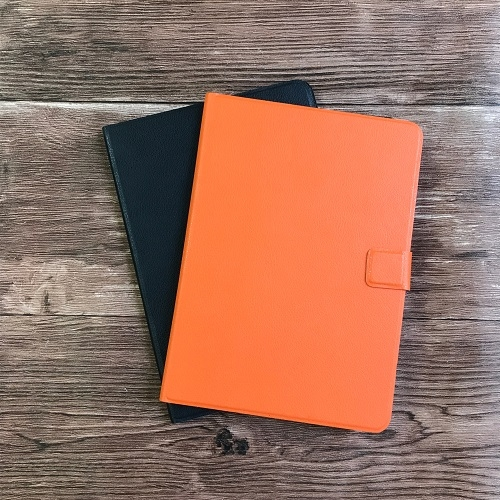 Bao da iBUFFALO cho iPad Air 2 màu Black/ Orange