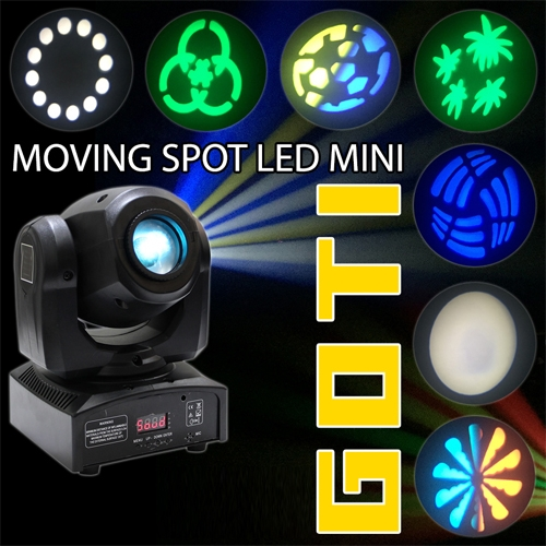den-moving-head-spot-led-10w