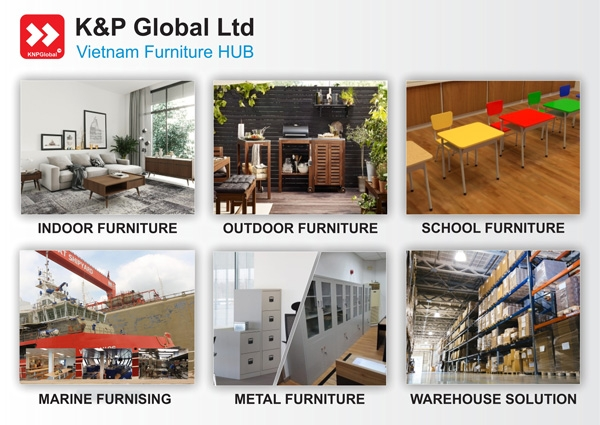 Main products such as indoor and school furniture