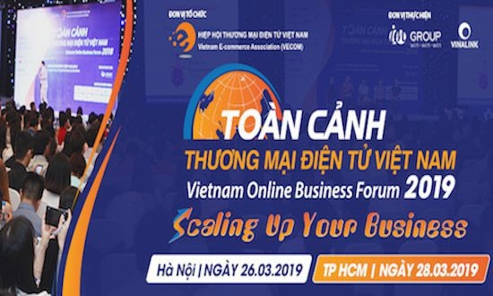 Coming Soon the Vietnam Online Business Forum 2019
