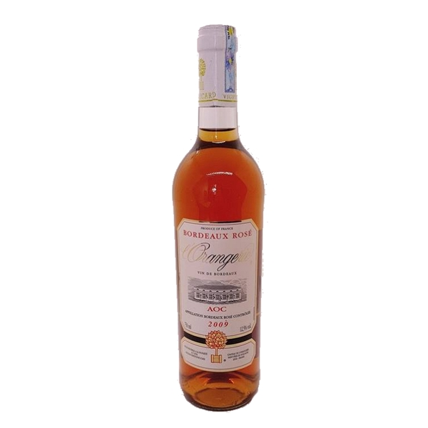 AS03 - Vang Hồng - L'orangerie AOC Bordeaux Rose 2015