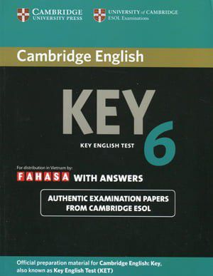cambridge-key-english-test-6-with-answers-fahasa-reprint-edition