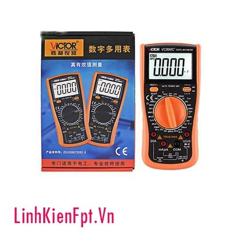 dong-ho-vom-digital-multimeter-victor-vc890c