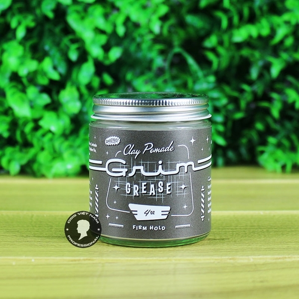 Grim Grease Clay Pomade 4.oz nhập khẩu USA