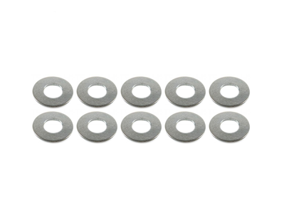 2.6x6.4x0.7mm Steel Washer