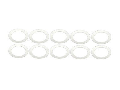 5.0x7.0x0.1mm Steel Washer