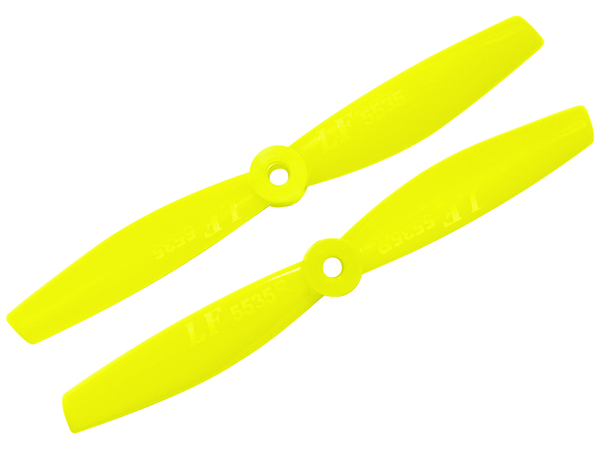 5535 Bullnose Propeller (CW/CCW) (Yellow)