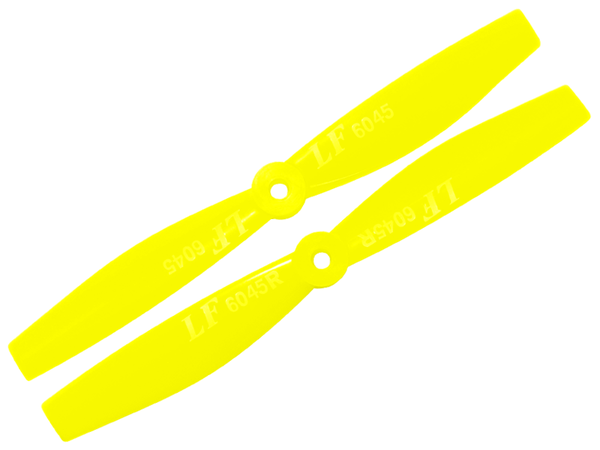 6045 Bullnose Propeller (CW/CCW) (Yellow)