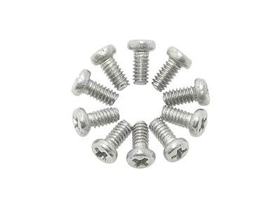 M1.2x2.5mm Pan Head Screw