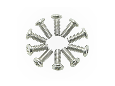 M1.2x3mm Pan Head Screw