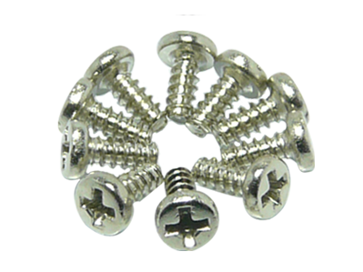 M1.2x3mm Self Tapping Pan Head Screw
