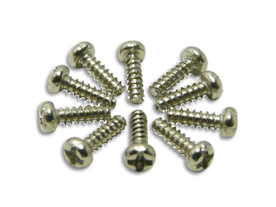 M1.2x4mm Self Tapping Pan Head Screw