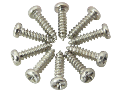 M1.2x5mm Self Tapping Pan Head Screw